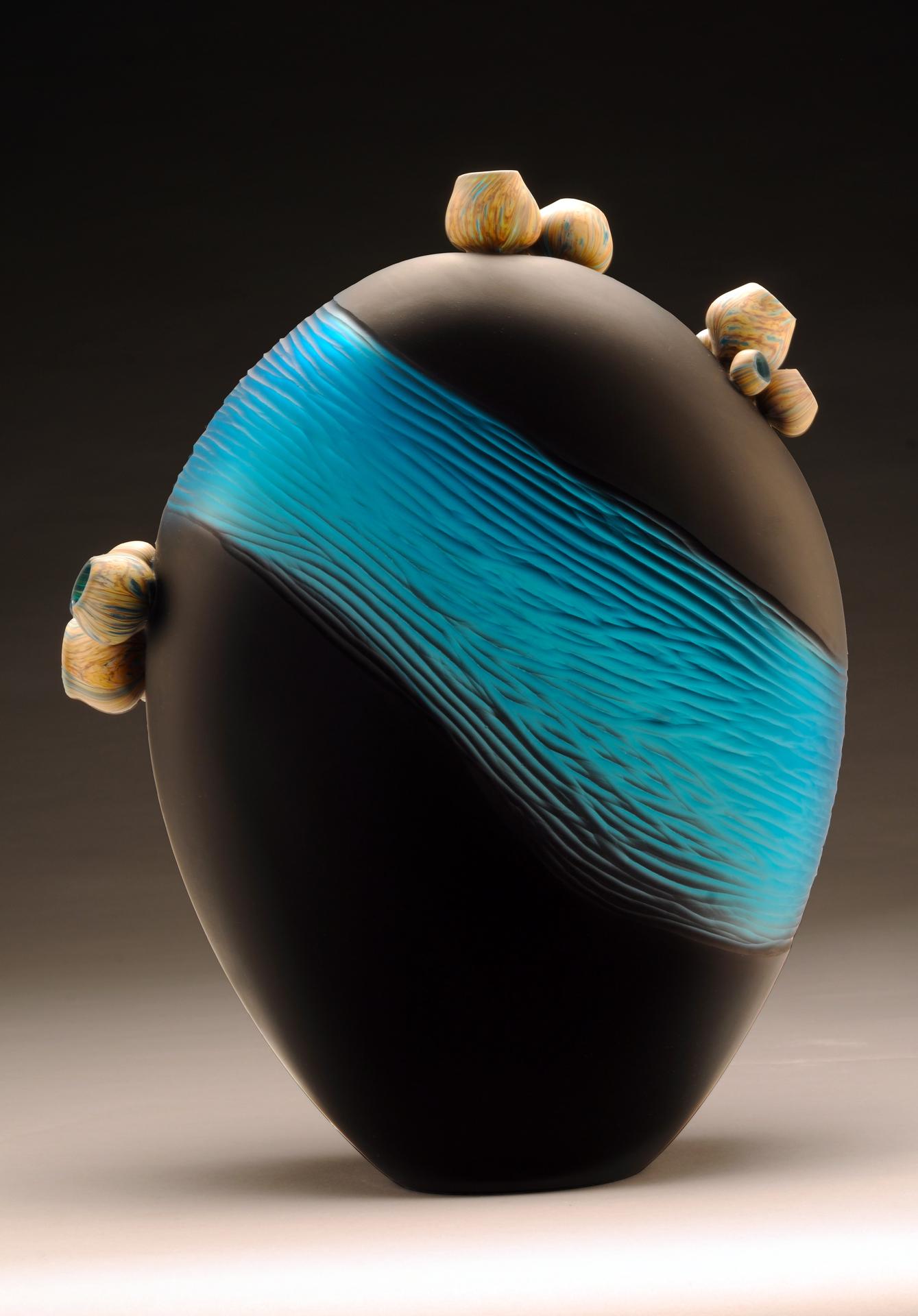 Seascape in Black, Matthew Patterson