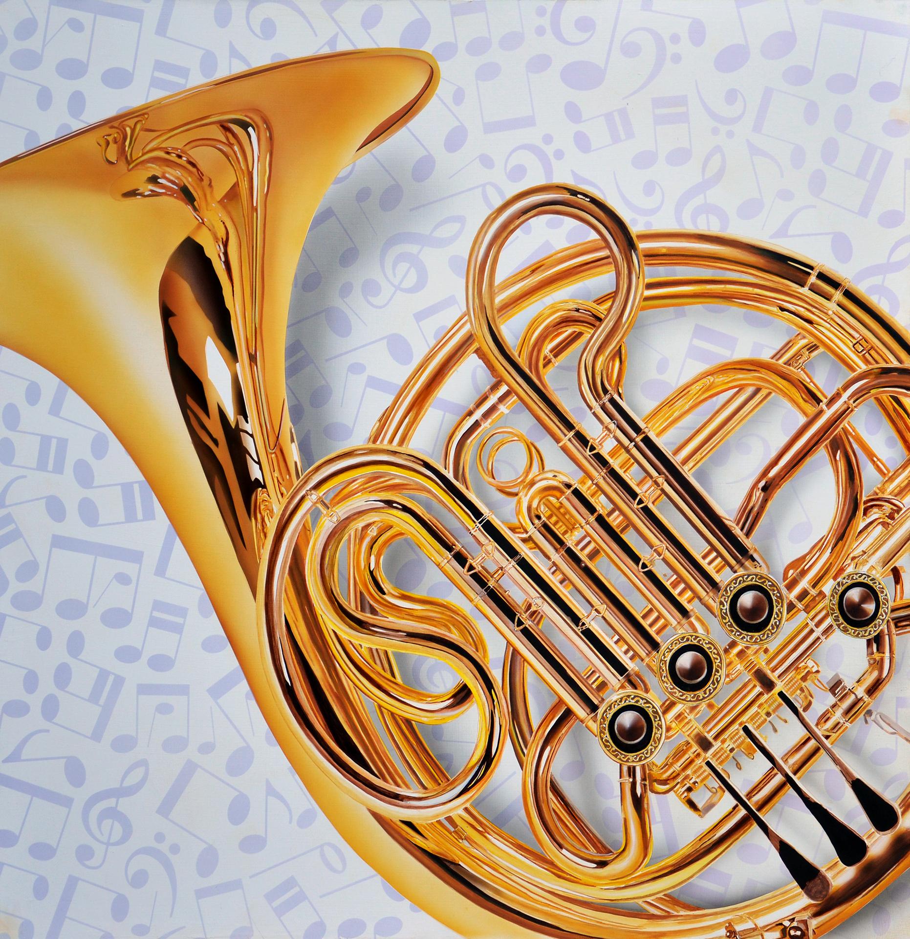 French Horn, John Salozzo