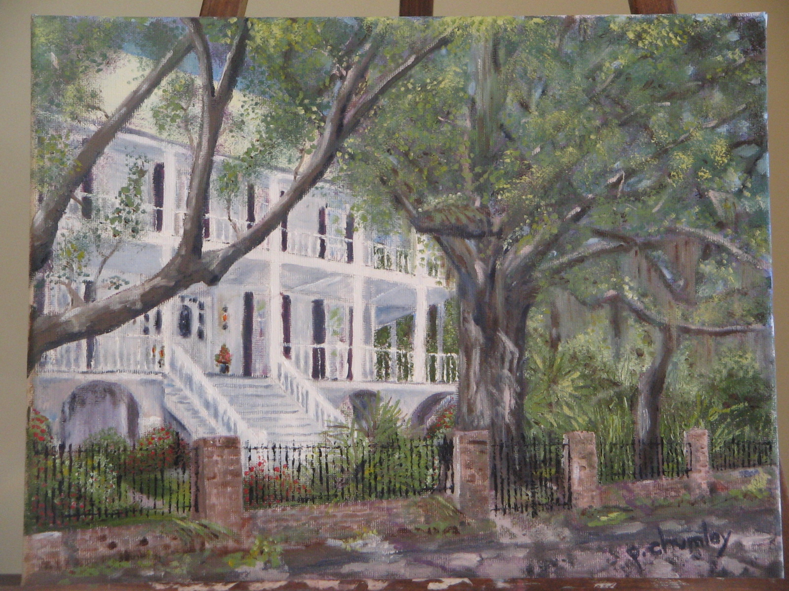 Beaufort, SC, Patricia Chumley