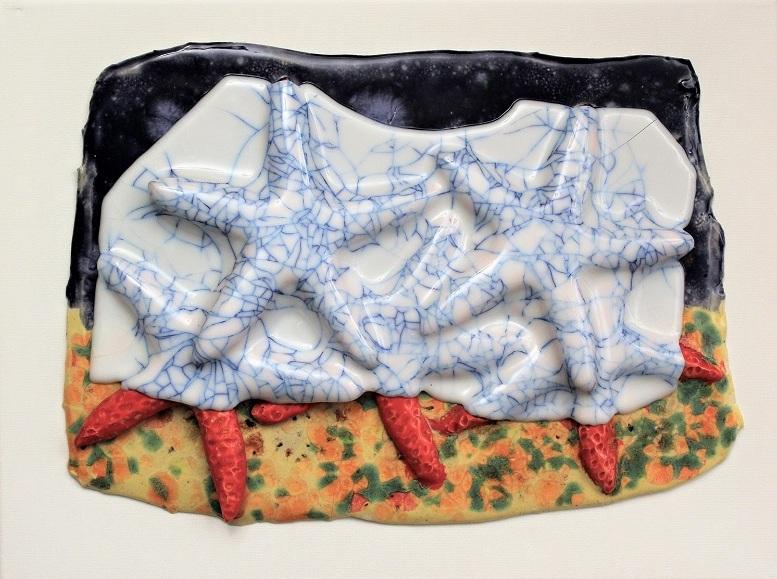 Starfish Dreaming VIII, Robert Kokenyesi