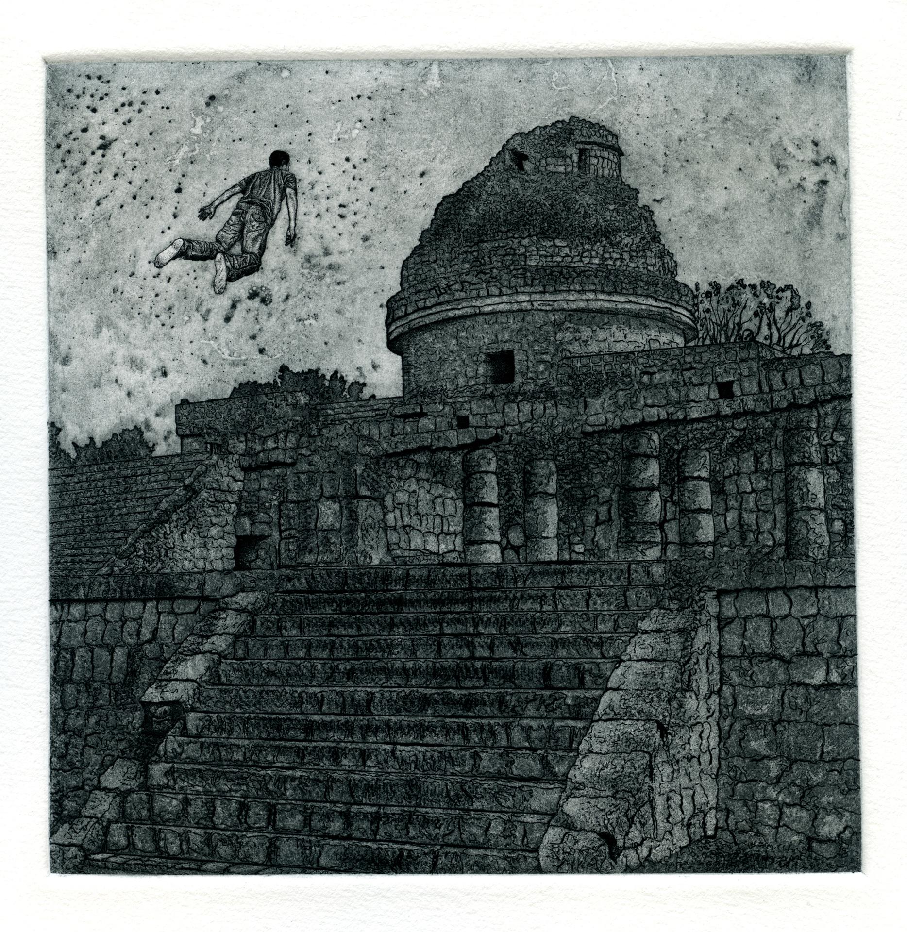 Volando Arriba del Caracol, Marco Hernandez