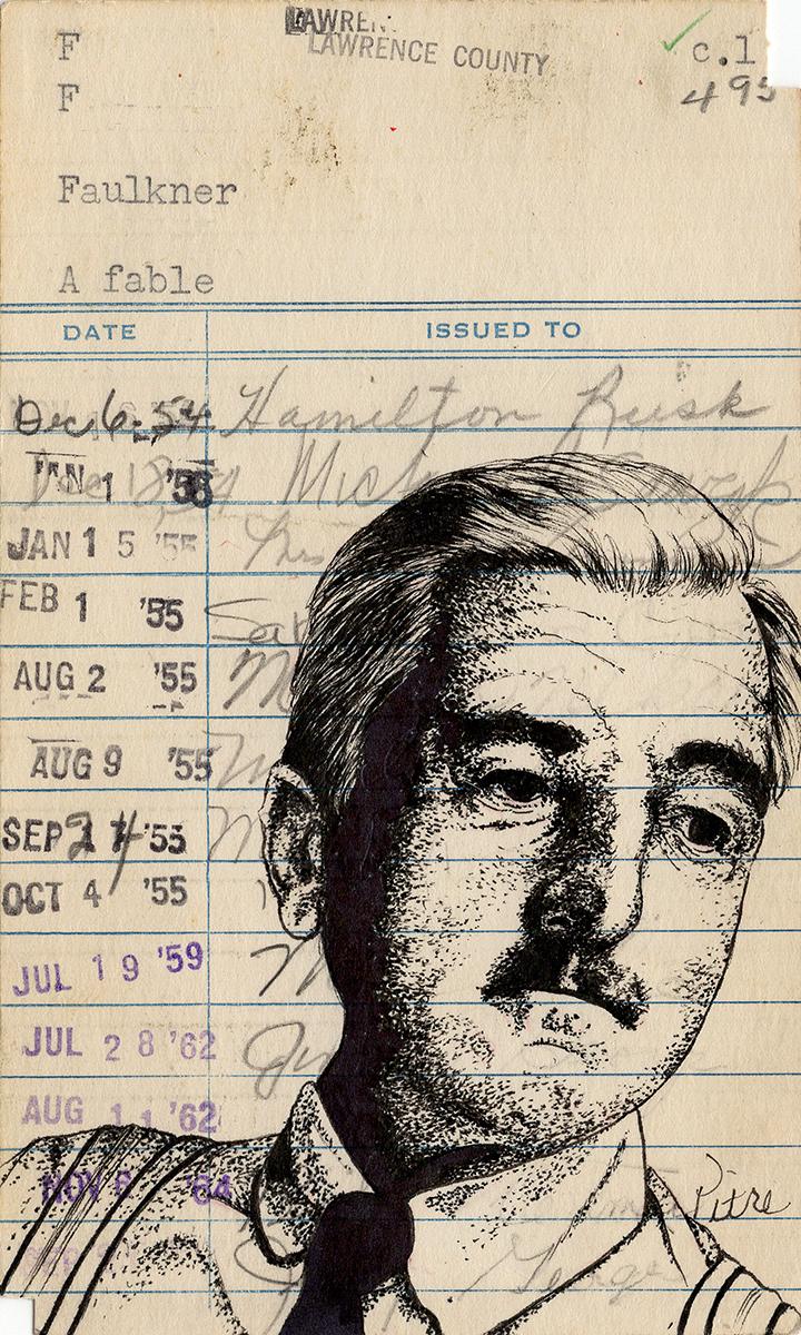 Faulkner: A Fable, Heidi Pitre