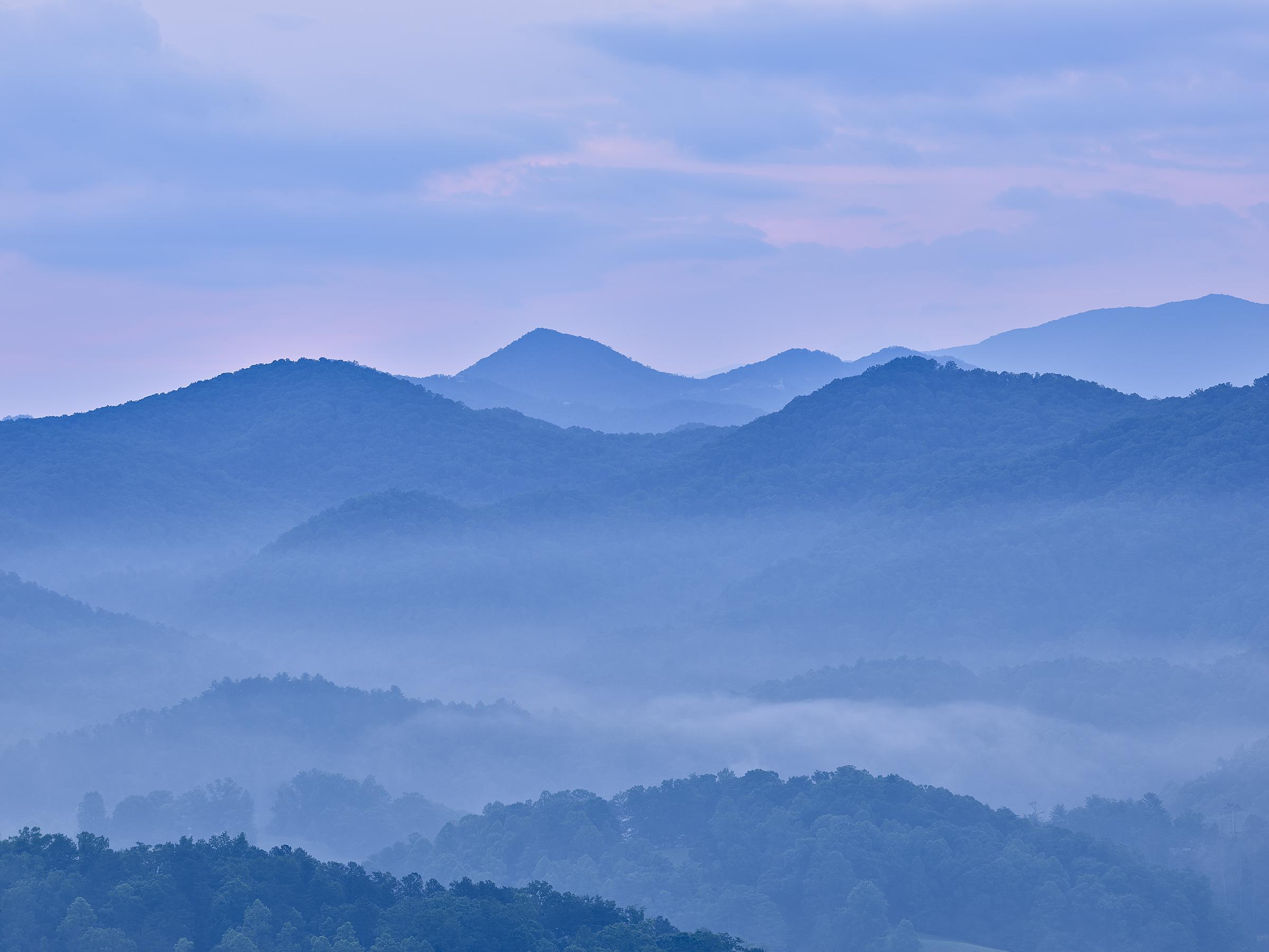 """Above the Fog"" Steven Barger"