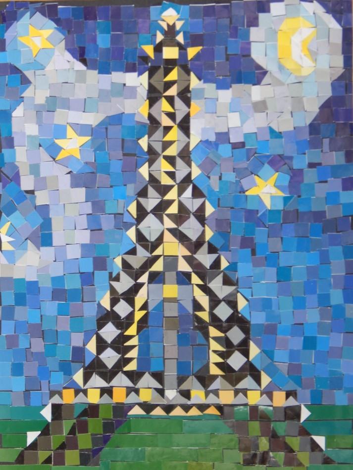 Paris Starlight, Rosemarie Macher
