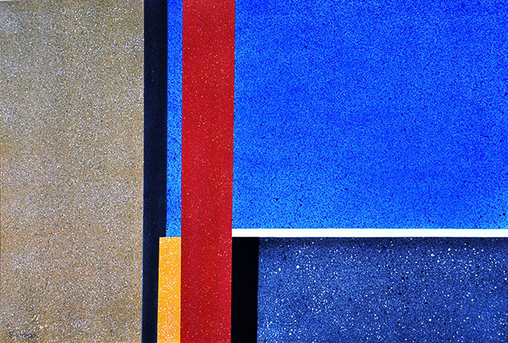 Abstract Rectangles, John Salozzo