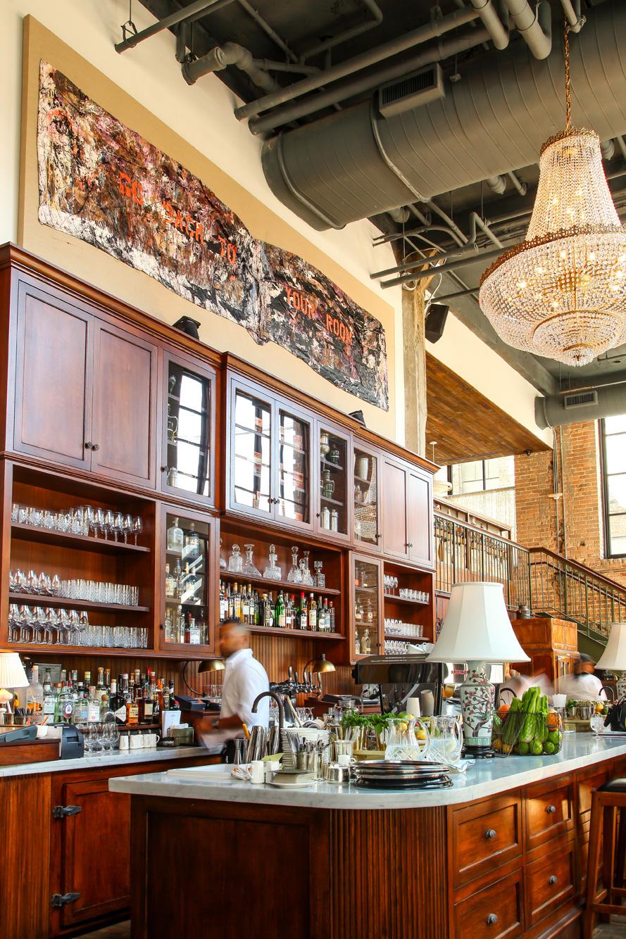 Soho House Chicago Chicago West Loop Restaurant