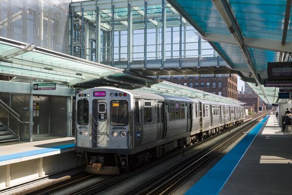 West Loop Public Transportation