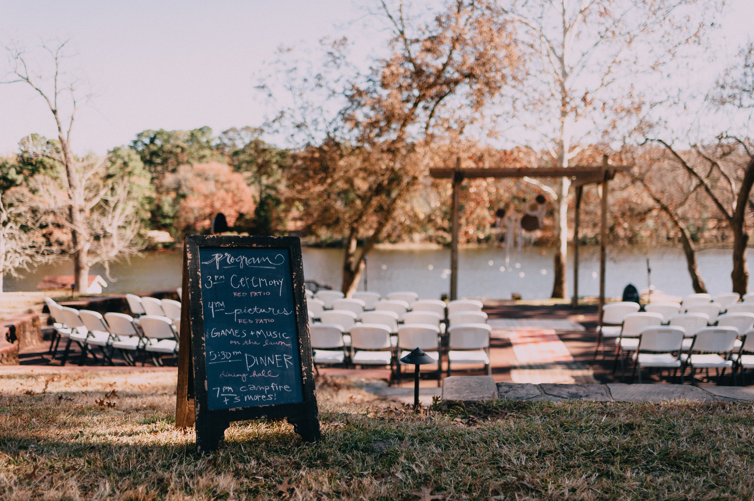 Weddings - More information on how we might host your dream wedding!