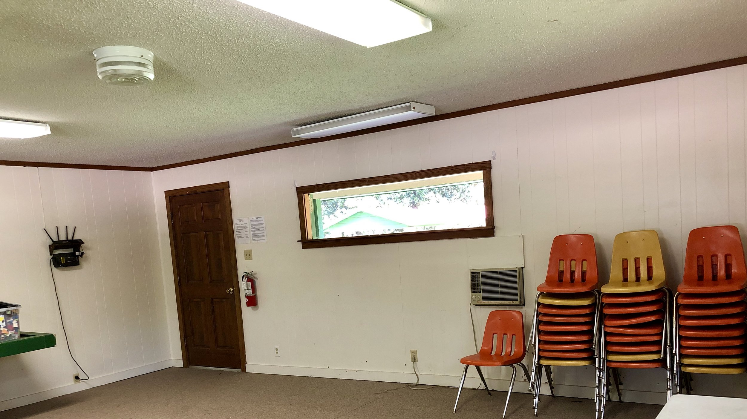 Meeting space for 50 -