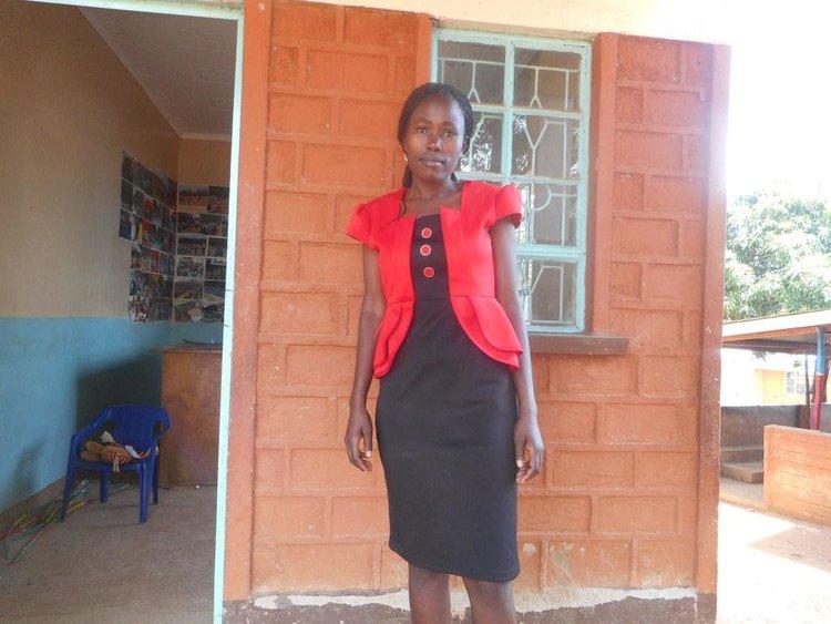 Grace Muhanda - Grade 2 Teacher (7 Year Olds)