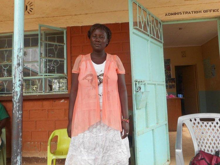 Sharon Mumbo - Class One Teacher (6 Year Olds)