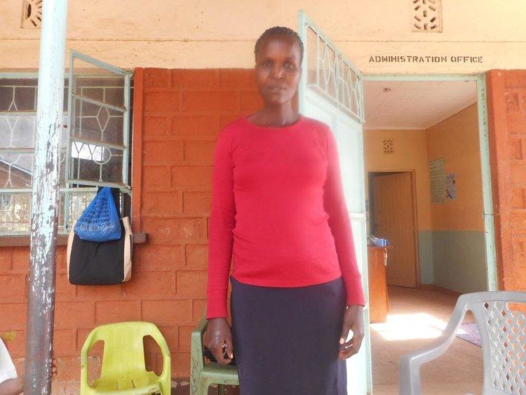 Karen Owino - Middle Class Teacher (4 Year Olds)