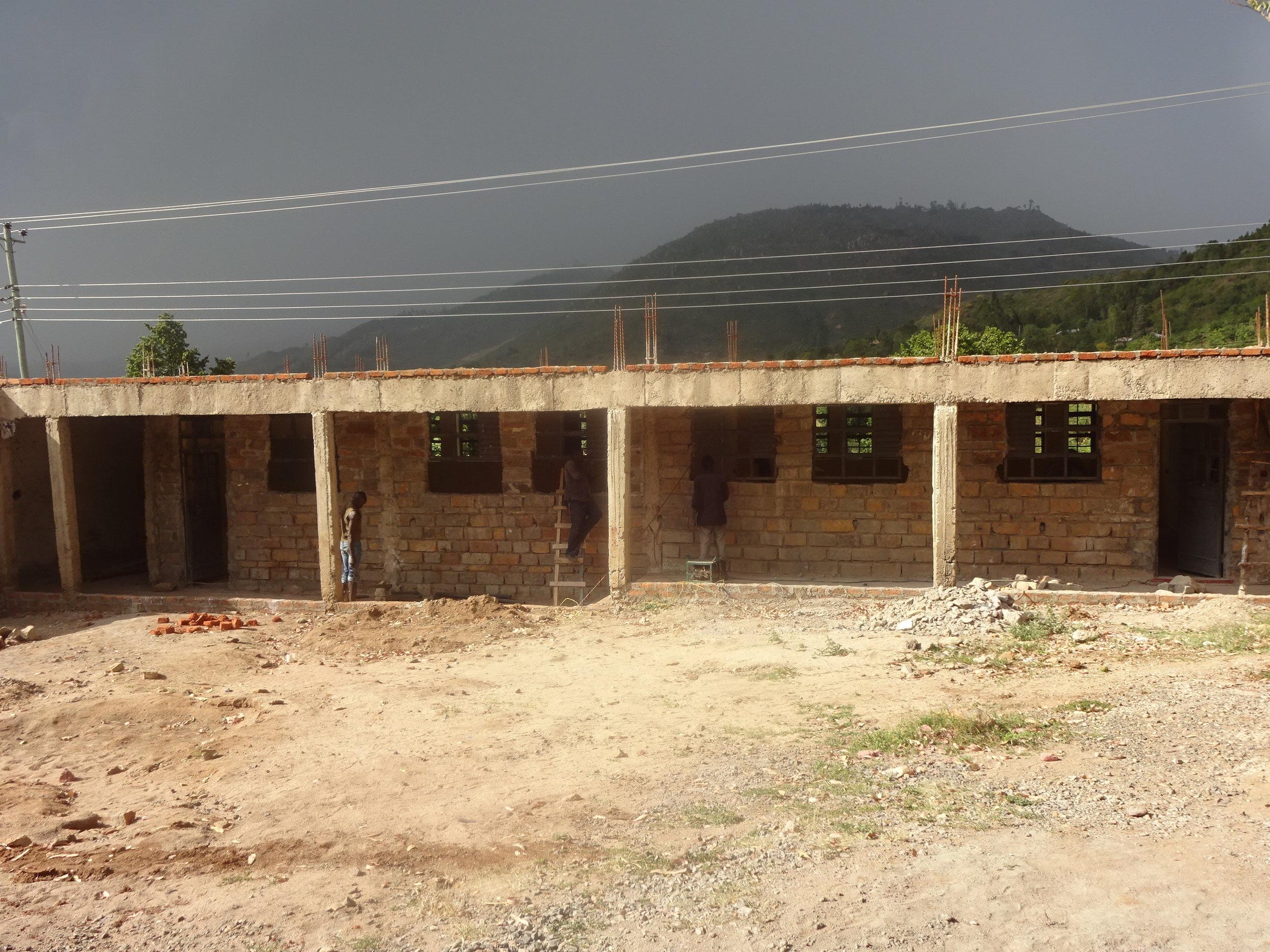 Looking Like A School!