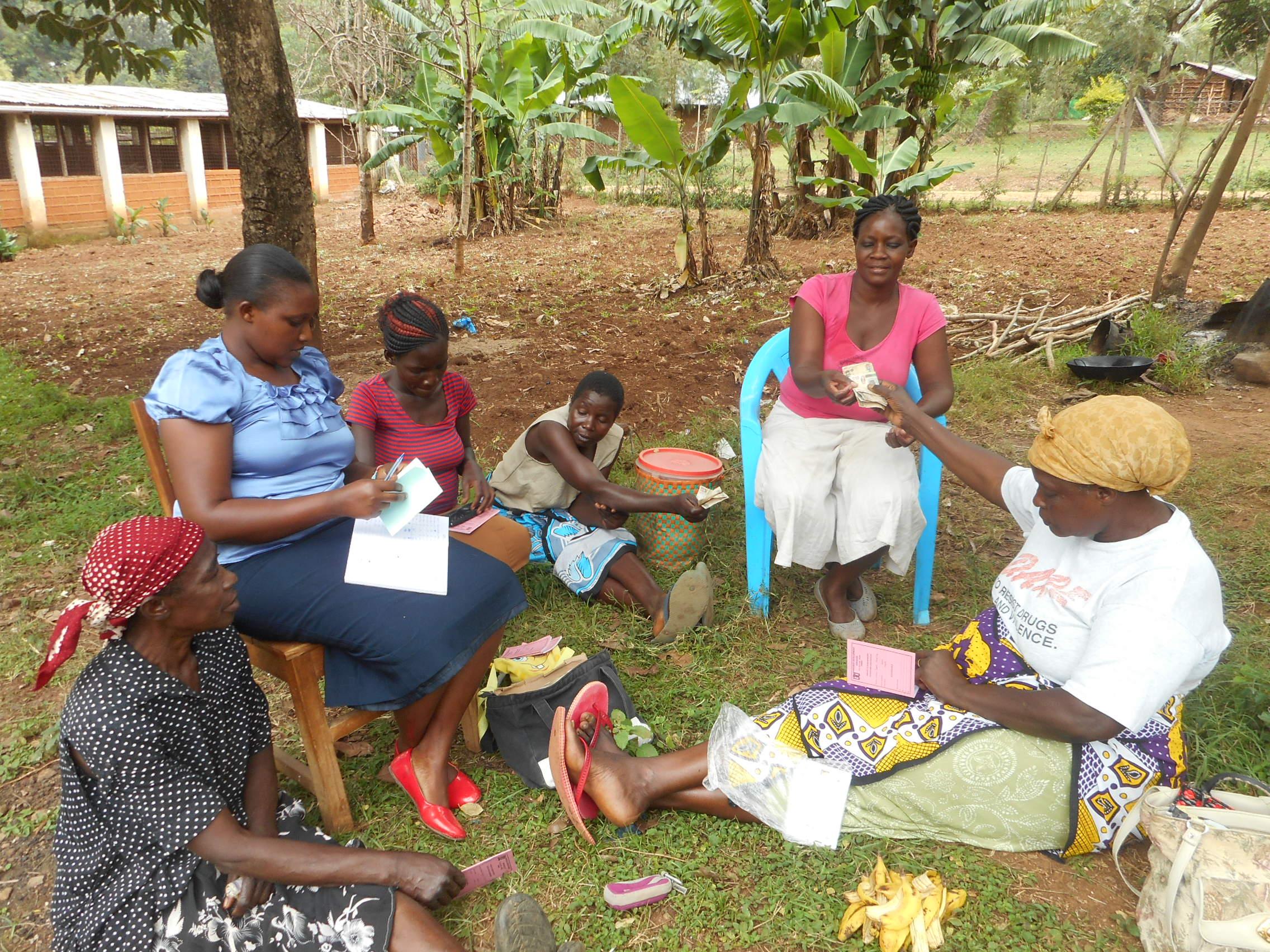 Women's Microfinance Meeting.JPG