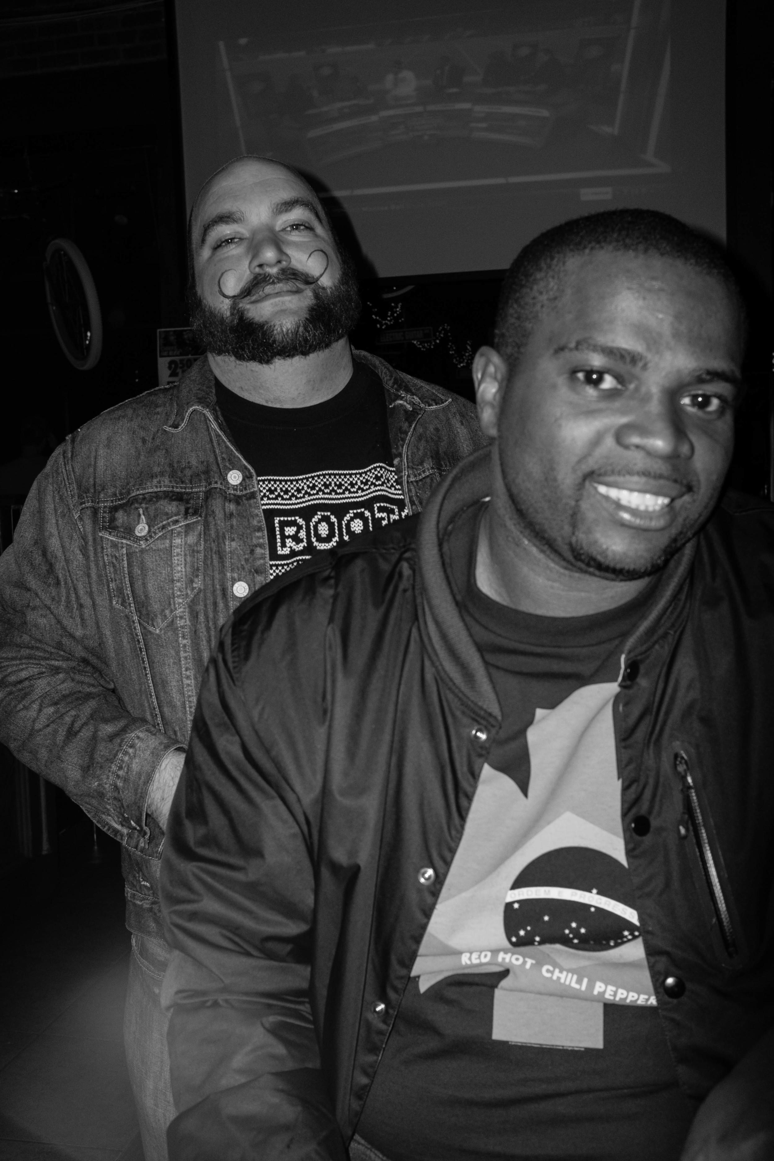 DJ Carbon and Nnanna