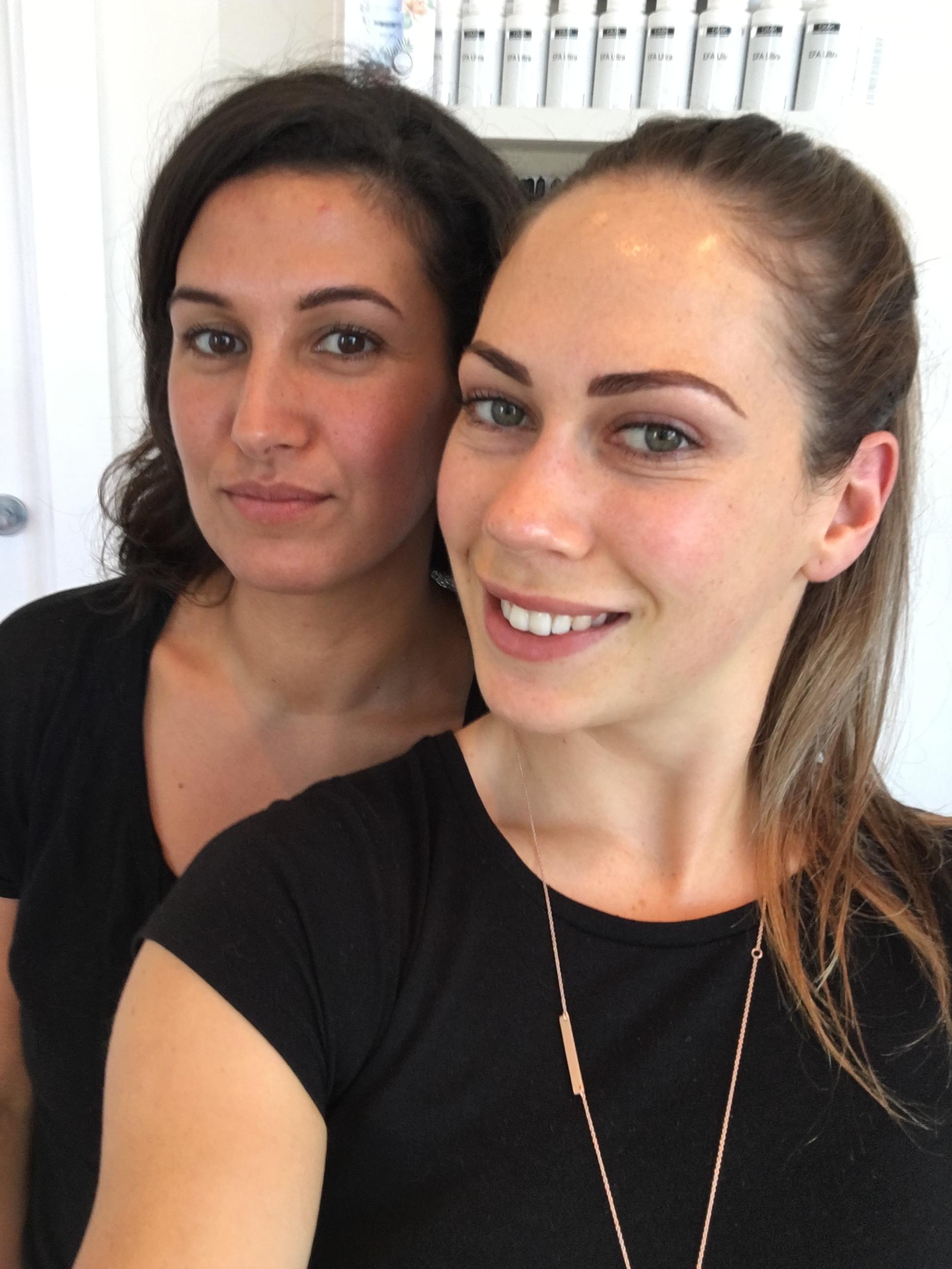 Foundation Free Skin Therapist Selfie