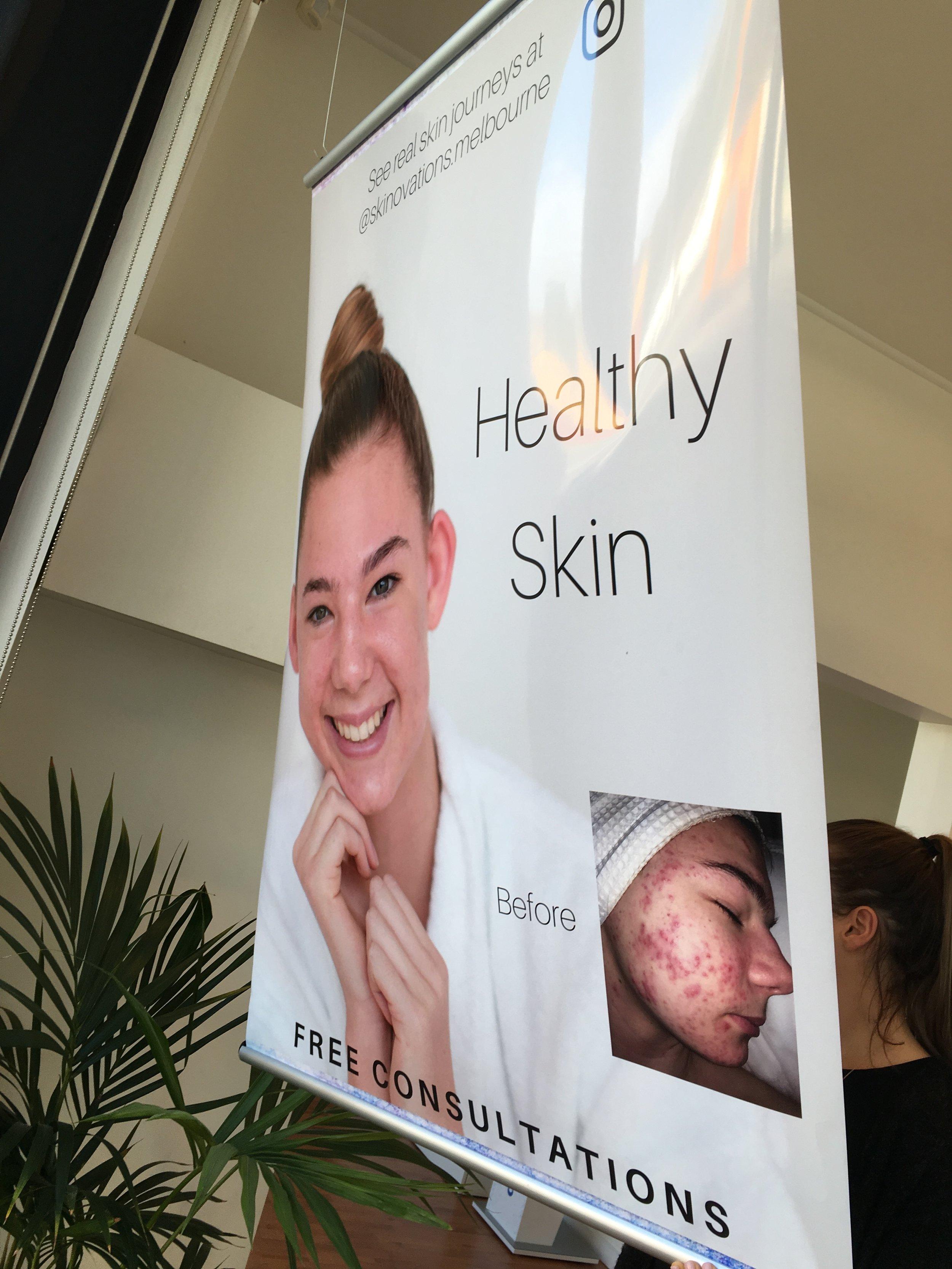 Skin health clinic Melbourne acne, rosacea, dmk enzyme therapy melbourne dmk enzyme treatment melbourne