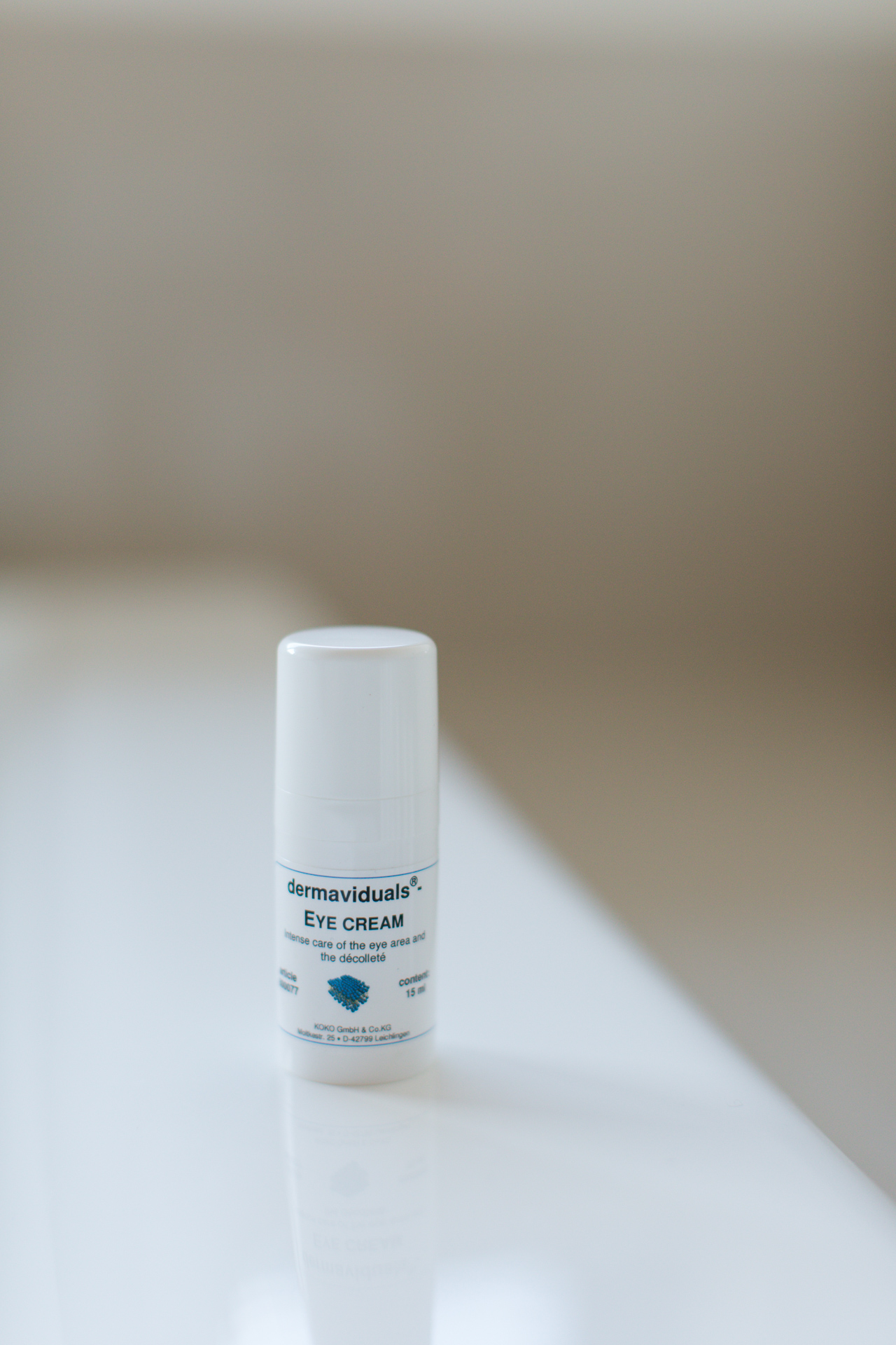 dermaviduals Eye Cream, $75