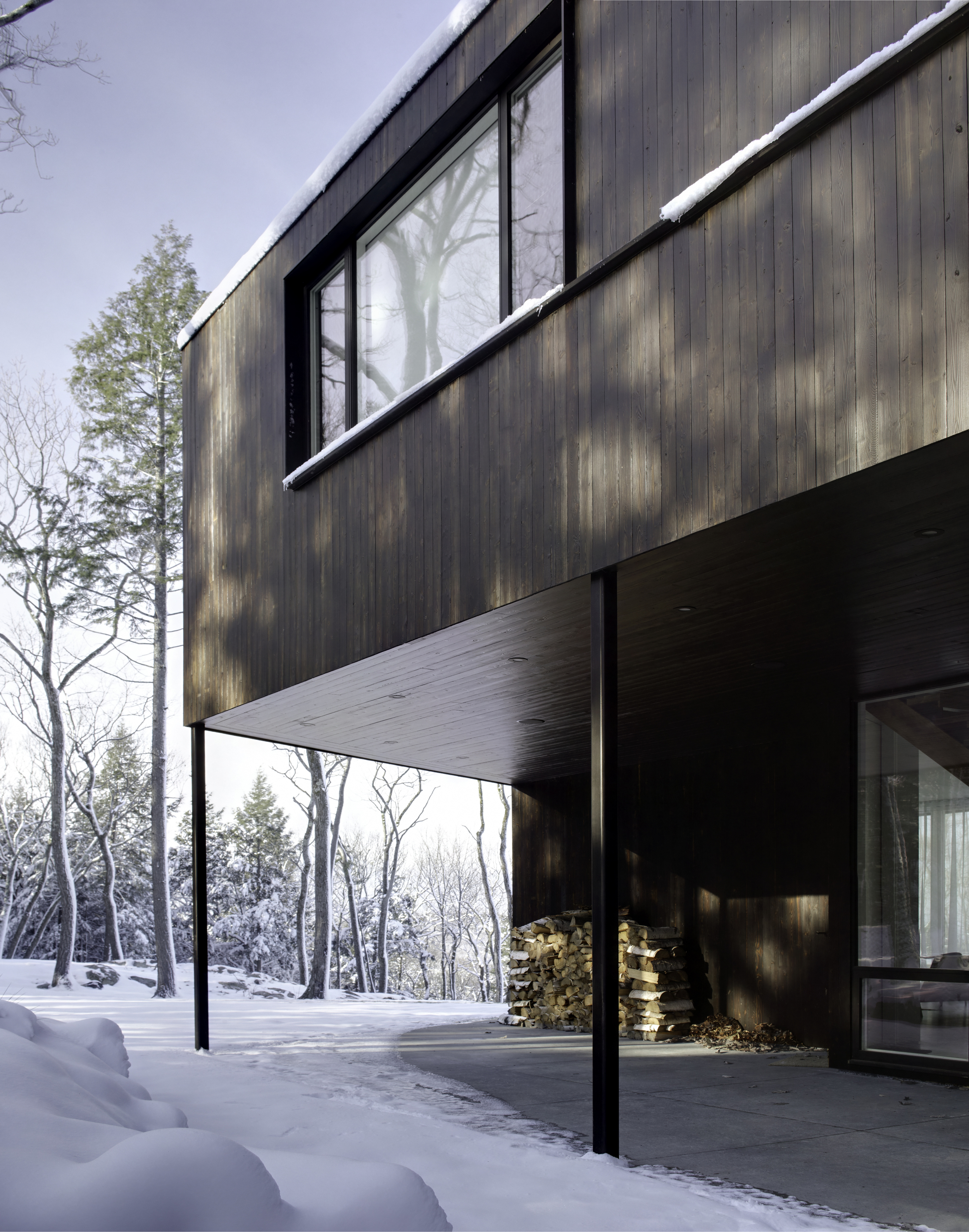 Cantilever two volume new york real estate