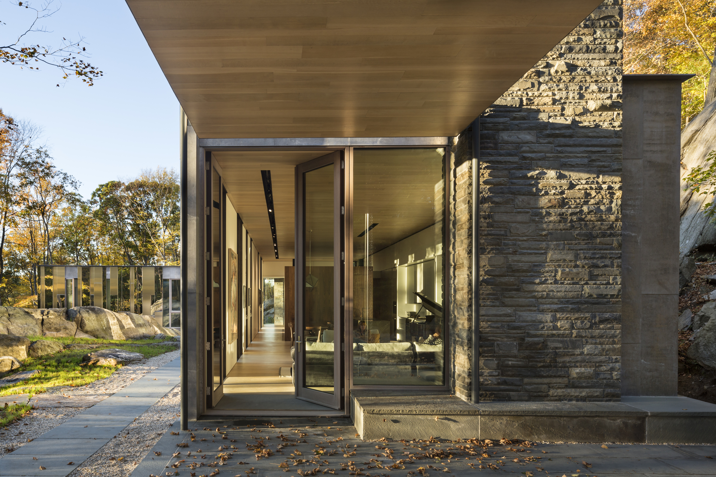 Private Steel House