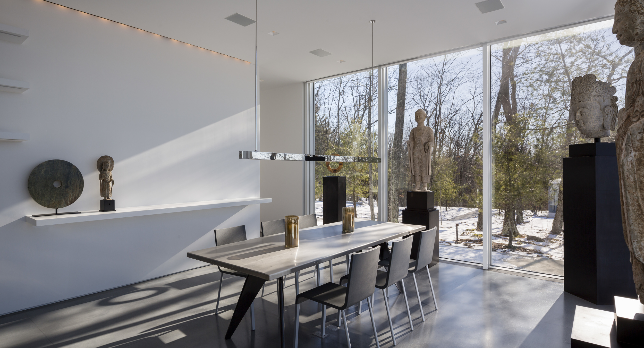 Toshiko Mori new york house interior