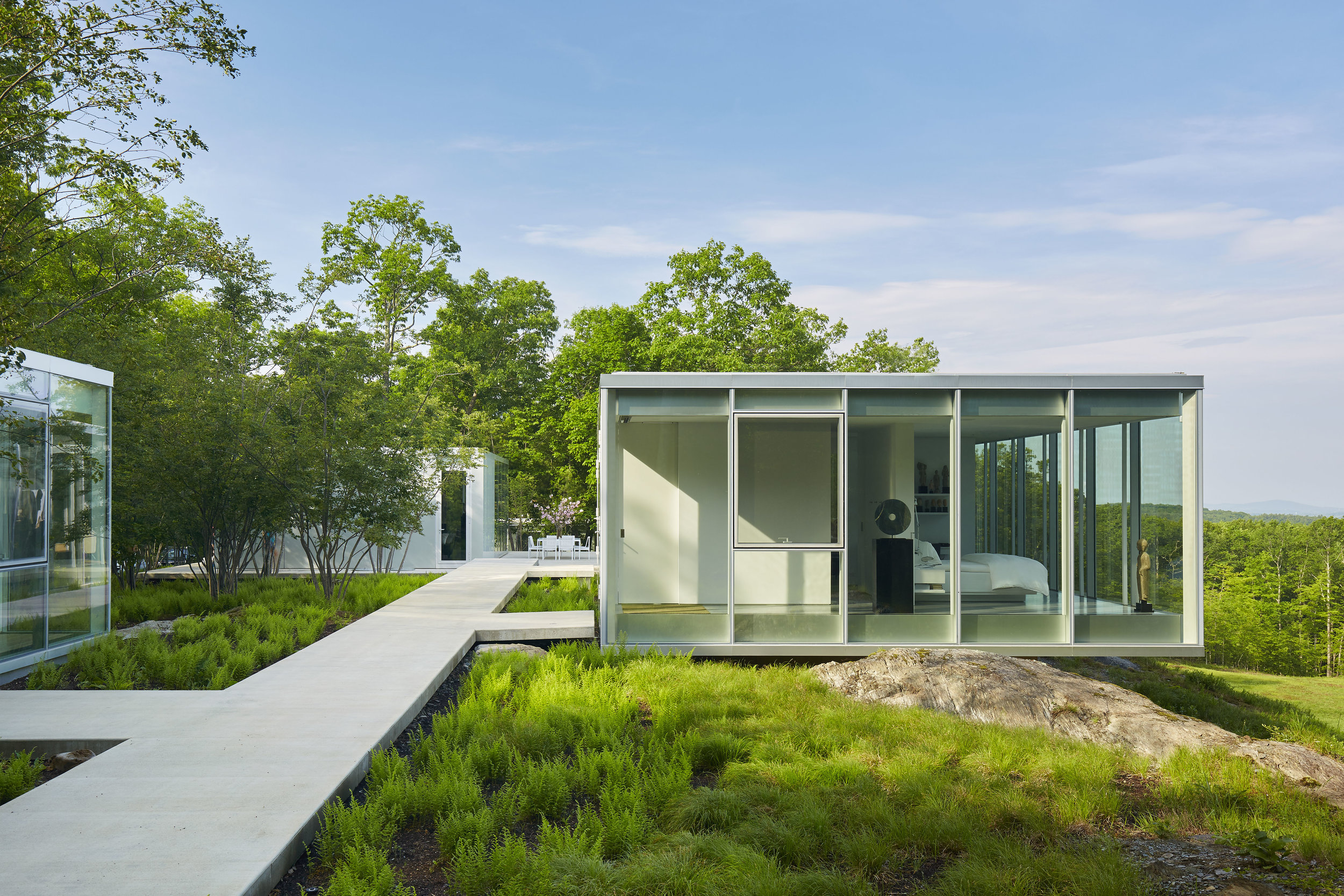 Toshiko Mori House on a Hill