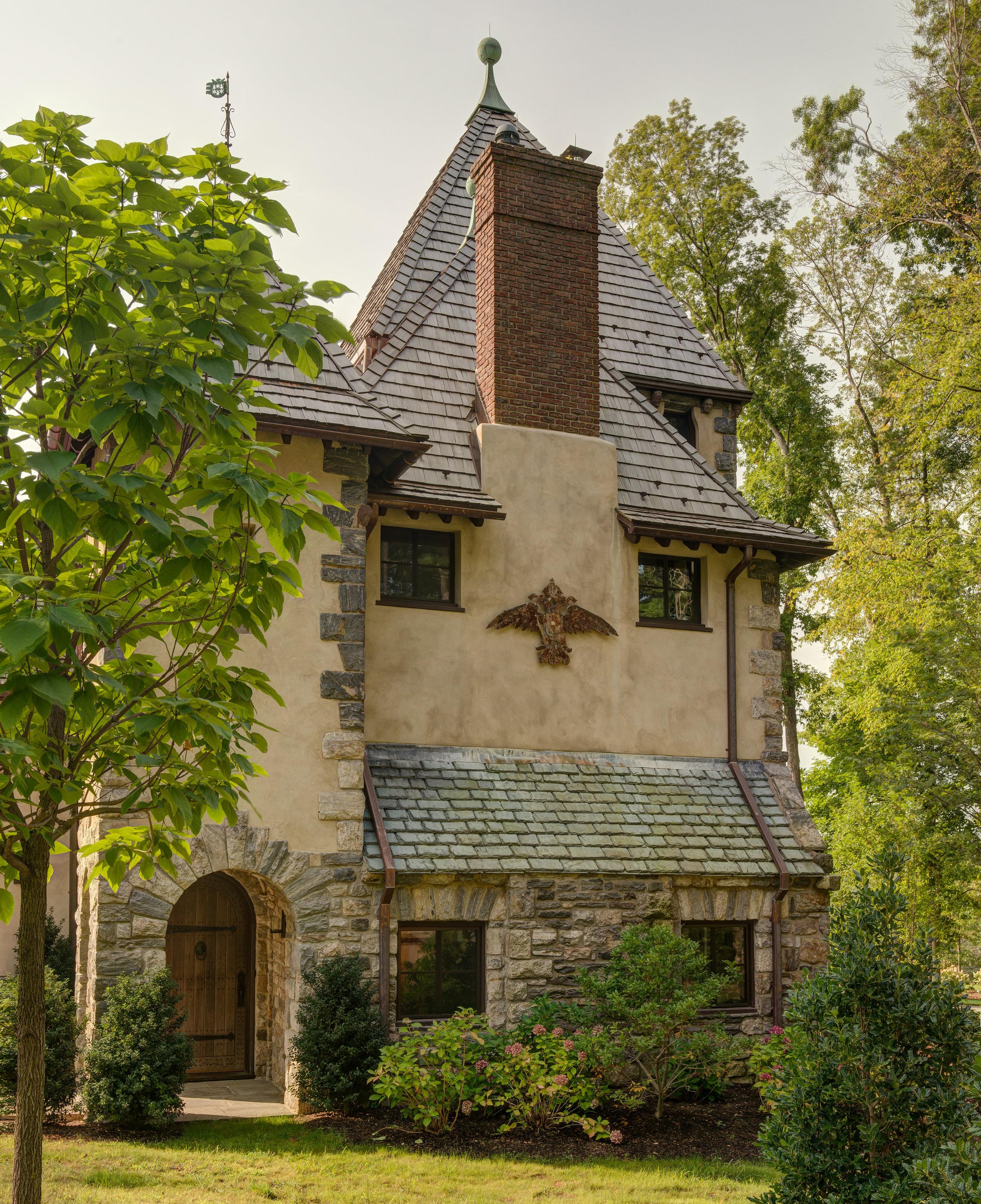 antique belfry complete restoration custom build