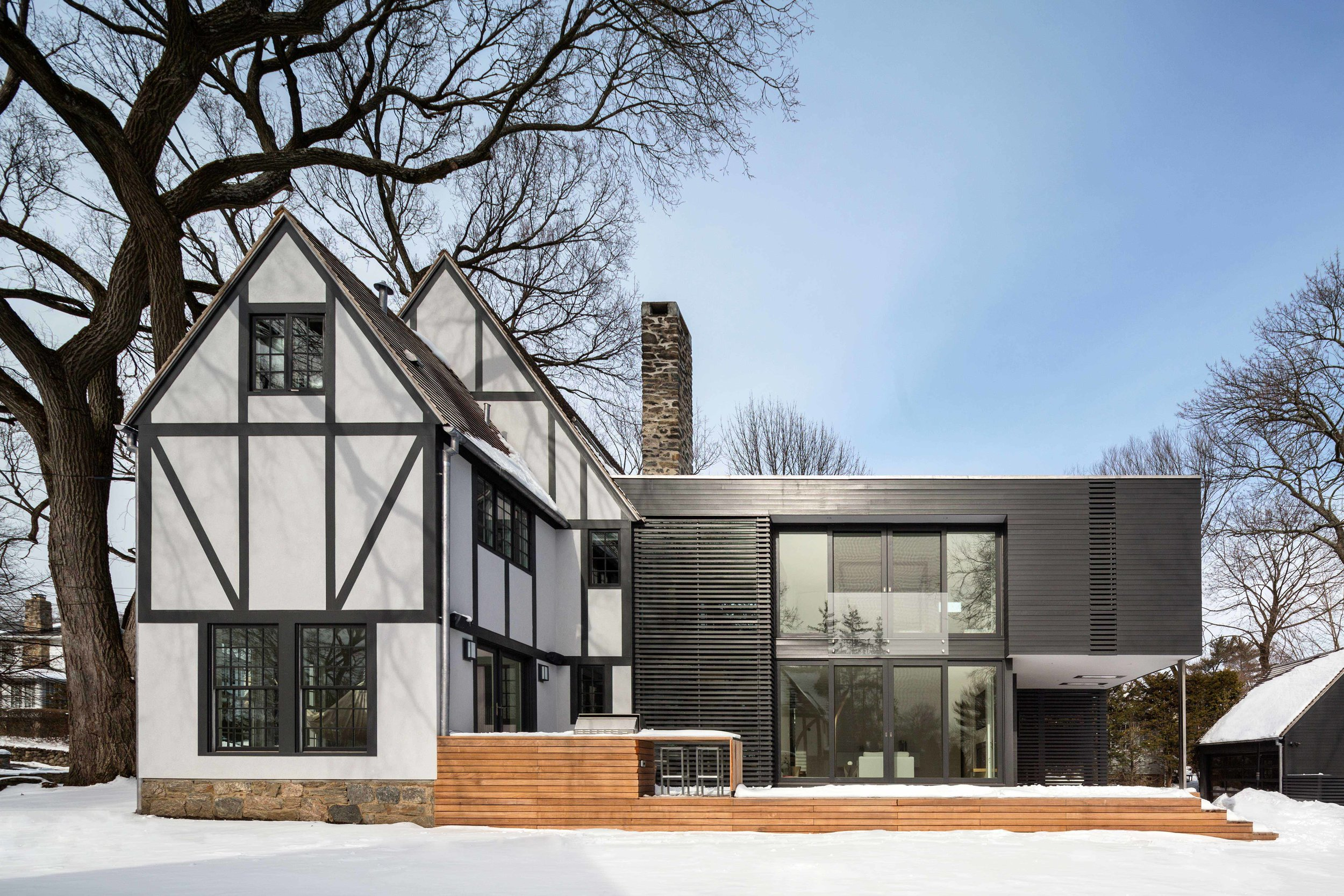 2015 CT AIA Design Award2015 AIA Westchester & Hudson Valley Design Award - Project: Westchester AdditionArchitect: Joeb Moore + Partners
