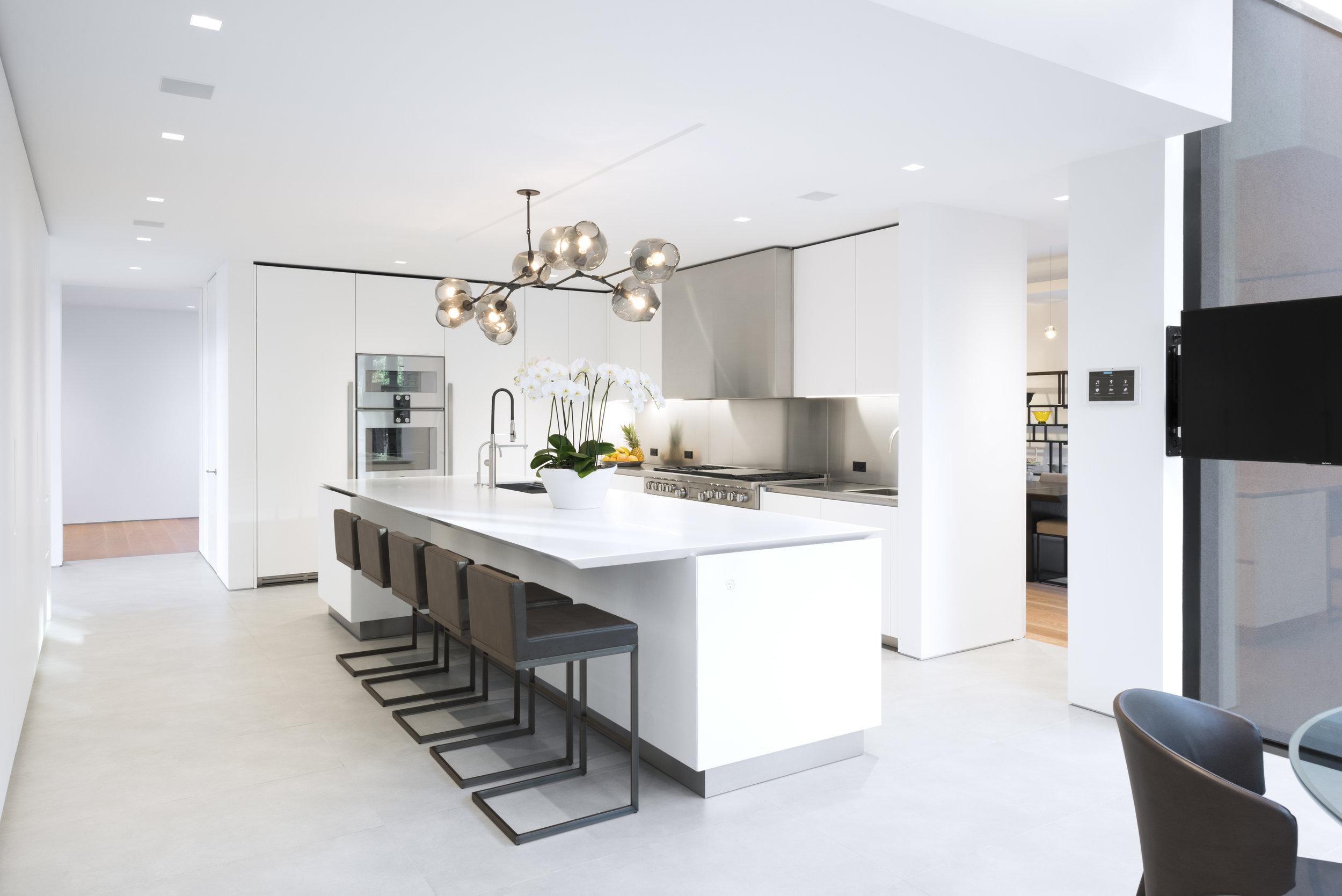Amazing interior design kitchen