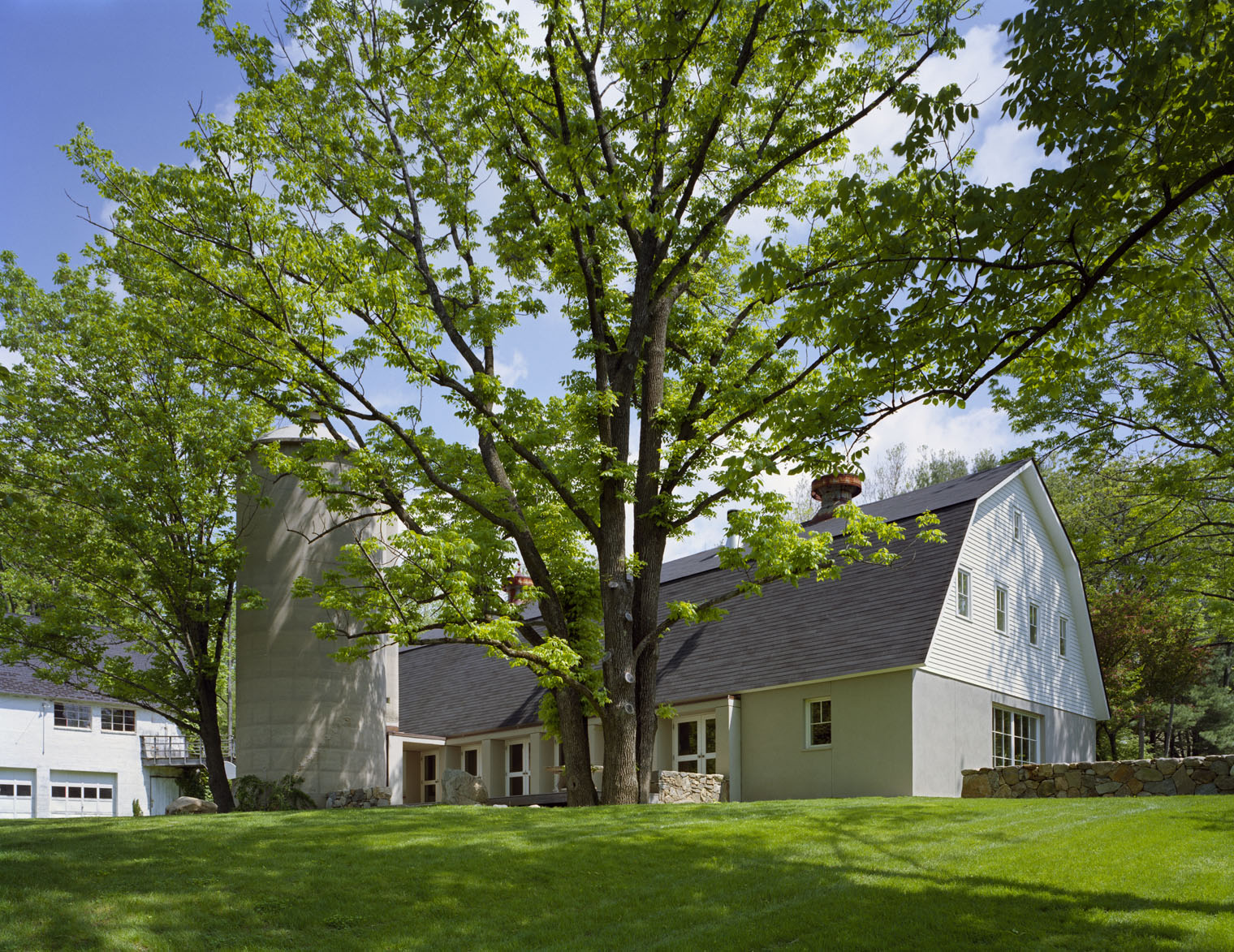 modern country barn luxury build award winning