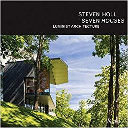 seven houses by steven holl, 2018, rizzoli New york - Horizon House
