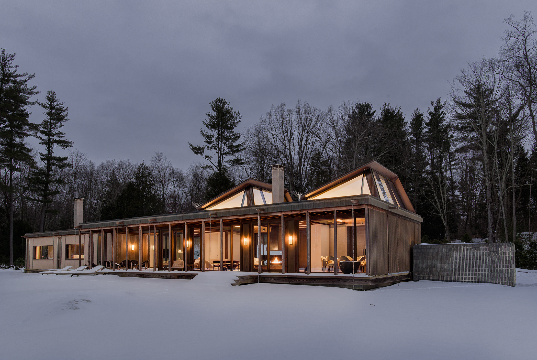 architectural record - Record Houses: Idyll in the Wild, May 2018
