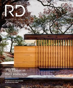 residential design - Unflappable, Vol. 3, 2017