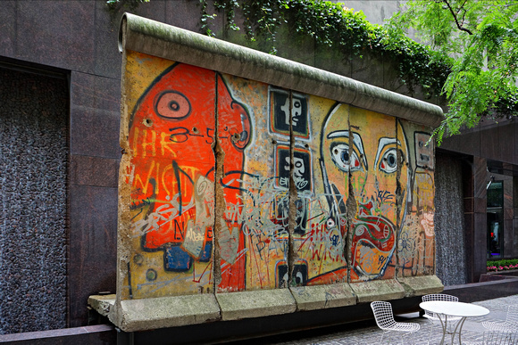 3. Fragment of Berlin Wall