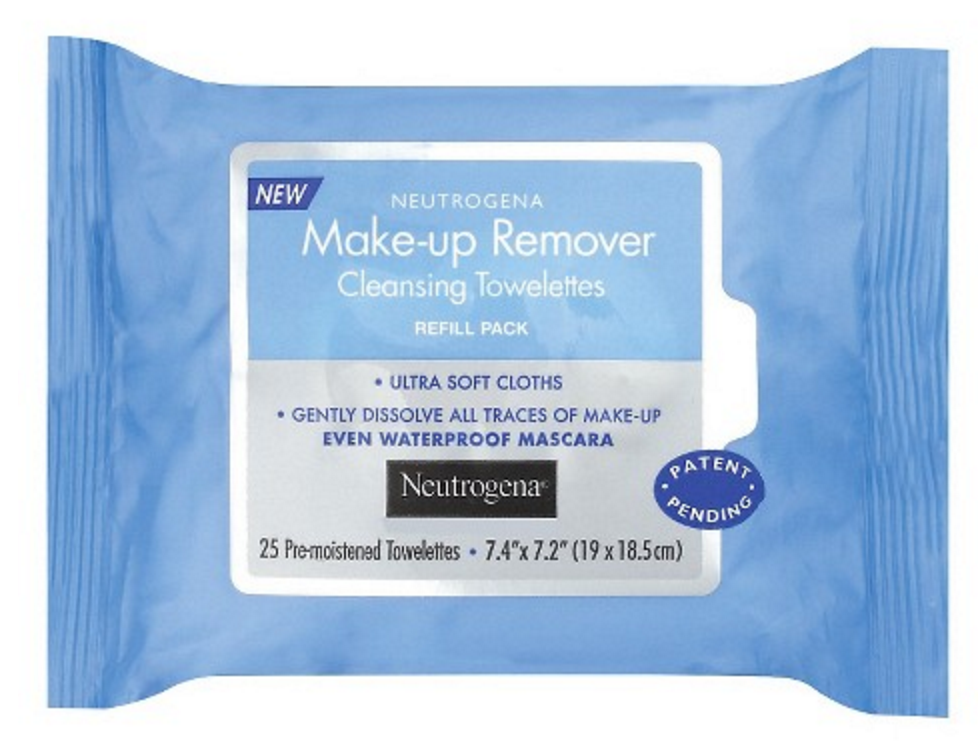 Photo from target.com (Neutrogena makeup remover) $4.74