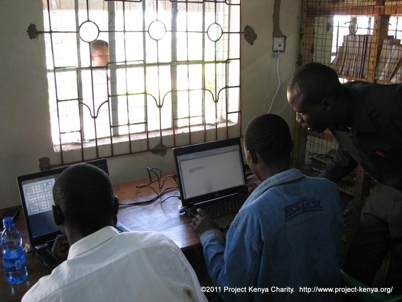 Sagero Secondary School - Migori, Kenya