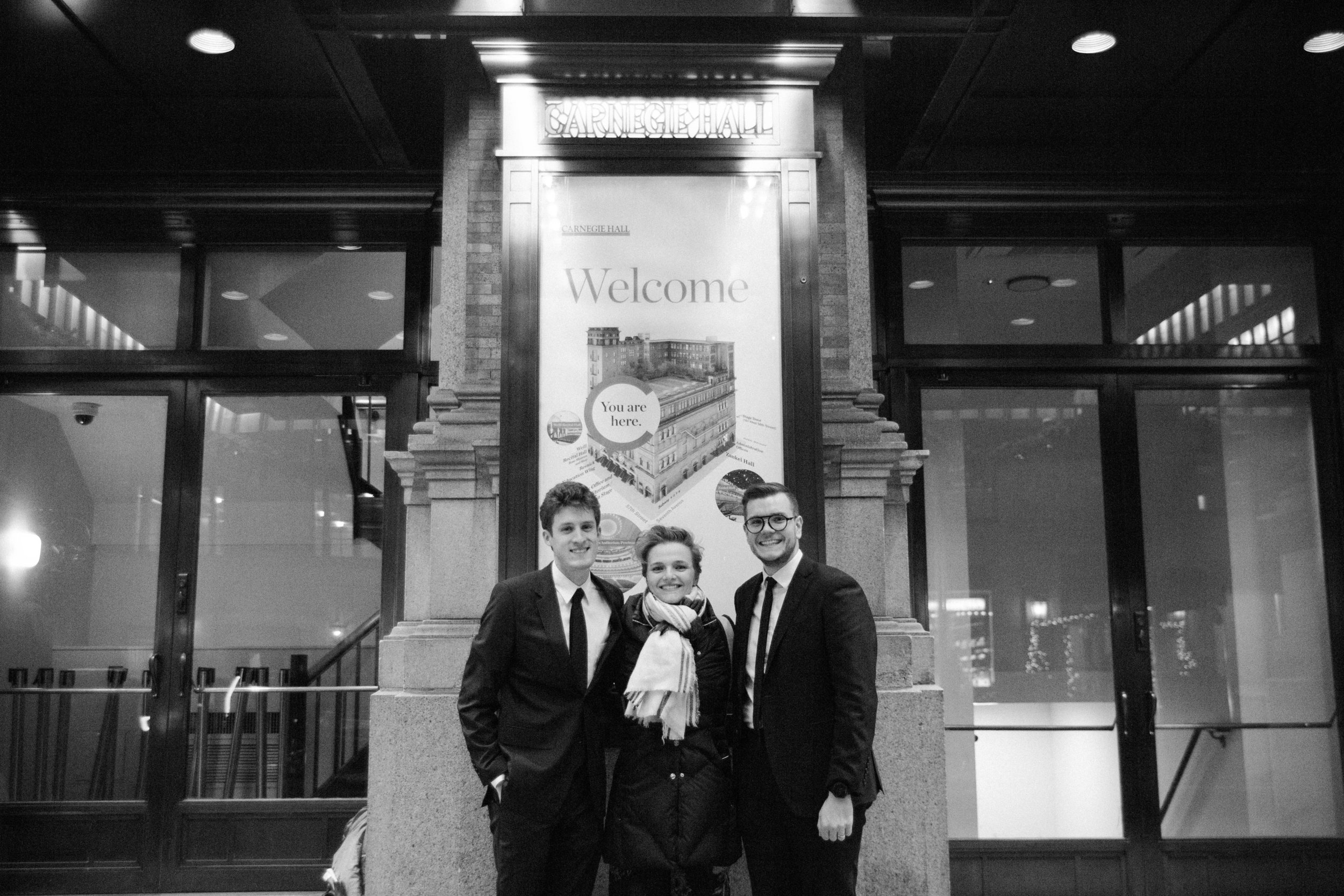 F-PLUS at Carnegie Hall Brittany Faith Photography, 2017