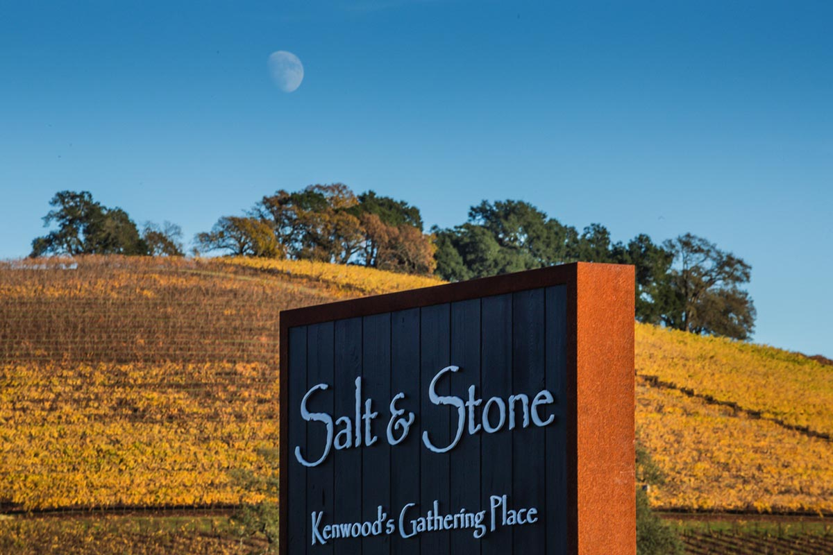 Salt & Stone Restaurant, Kenwood