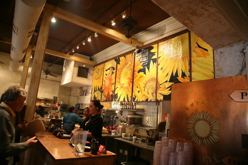 Sunflower Cafe, Sonoma