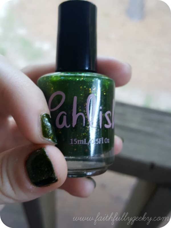 Pahlish  Hoodies, Leaves, and S'Mores