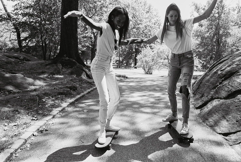 2015 Knickerbocker MFG x Side Project Skateboards