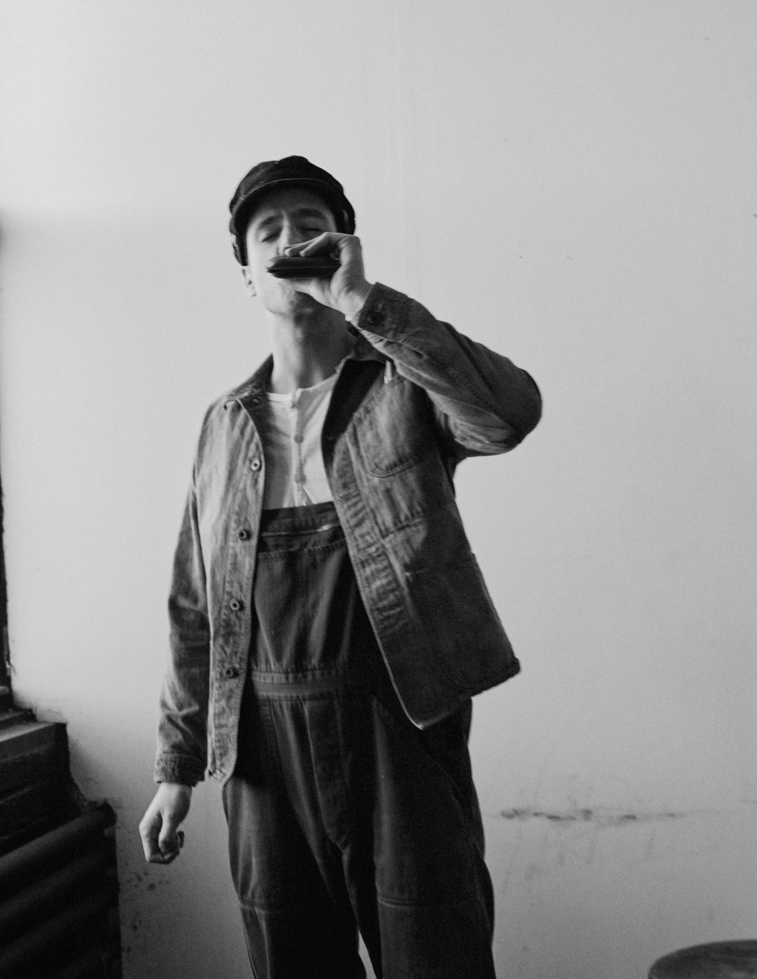 2015 KMFG x Man Ready Mercantile Chore Coat