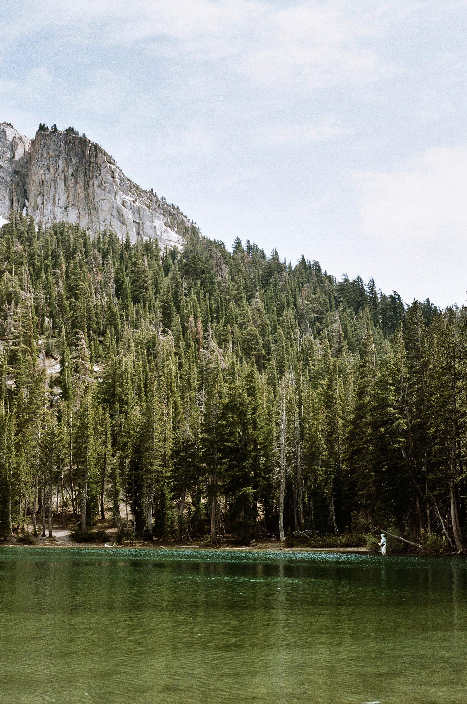 2016 Mammoth Lakes Camping