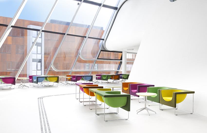 NUBE, Design Armchair STUA, designby Jesus & Jon Gasca, 2007