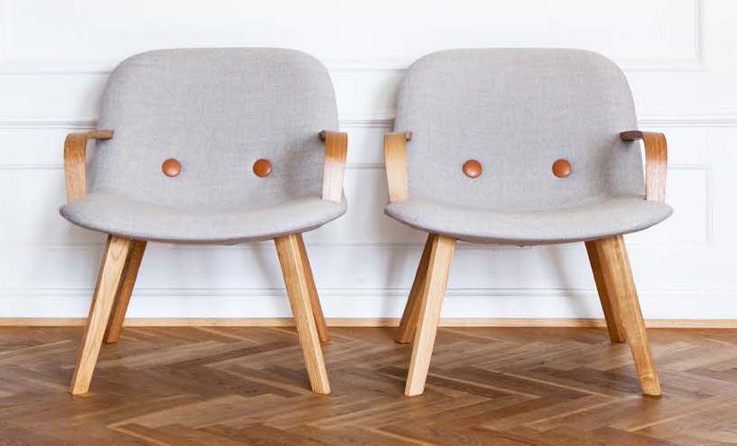 Eyes Lounge Erik Joergensen, designby Foersom & Hiort-Lorenzen