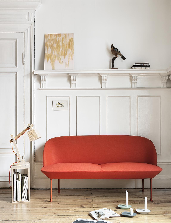 Oslo Sofa, Muuto, designby Anderssen & Voll