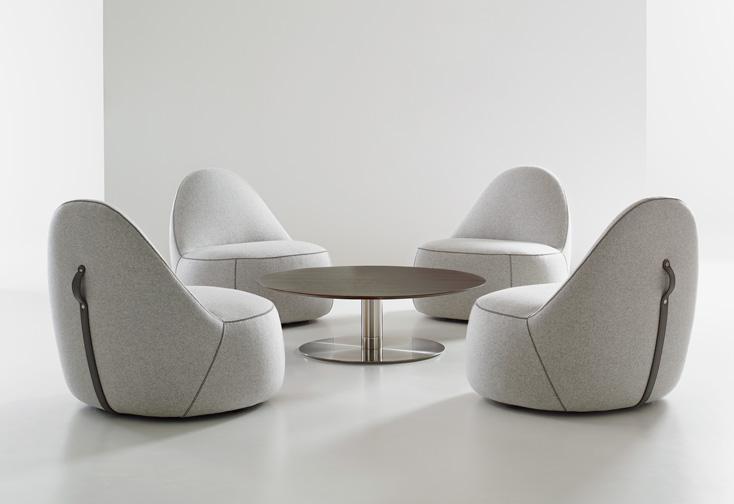 Mitt, designed by Claudia +Harry Washington, manufacturer Bernhardt design