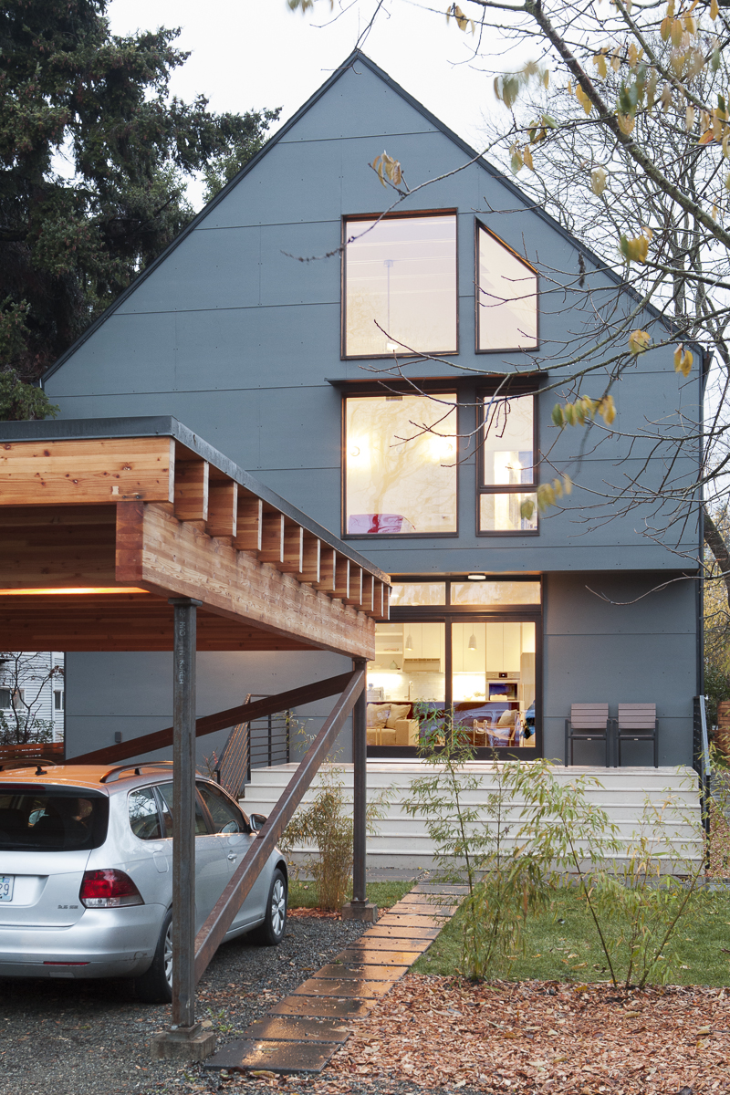 Malboeuf Bowie Architecture Palatine Passive House