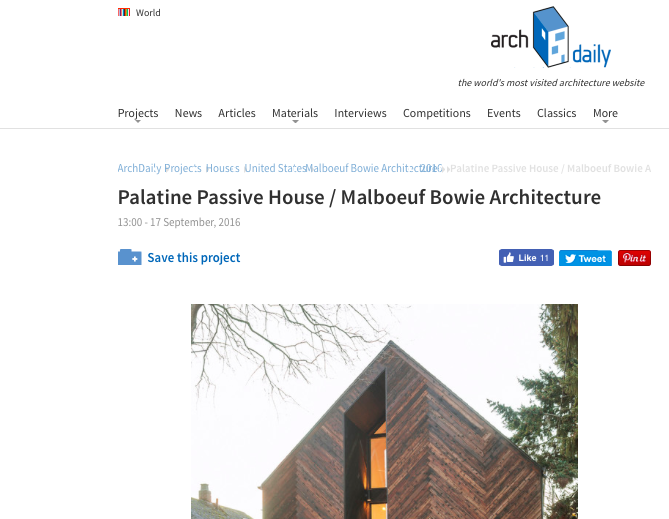 Tiffany Bowie Passive House