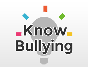 KnowBullying . A simple conversation starter to begin discussions with children about bullying; strategies to prevent bullying for ages 3–6, 7–13, and teens; and warning signs of bullying, being bullied, or witnessing bullying. The app includes a section for educators to help prevent bullying in the classroom and support children who are being bullied.